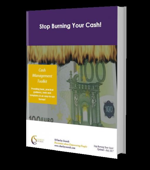 Cash Management 3D Ebook Cover