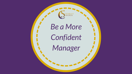 Be a More Confident Manager