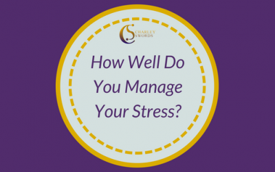 How Well Do You Manage Your Stress?