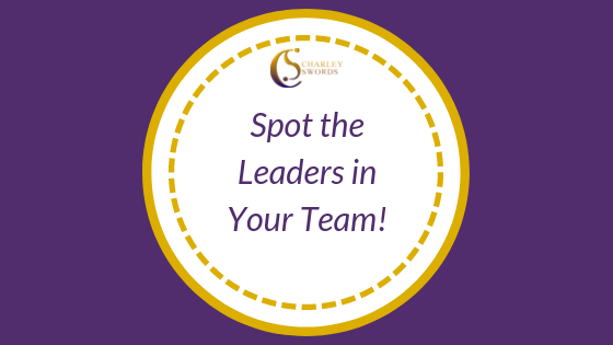 Spot the Leaders in Your Team!