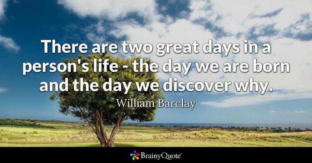 William Barclay quote