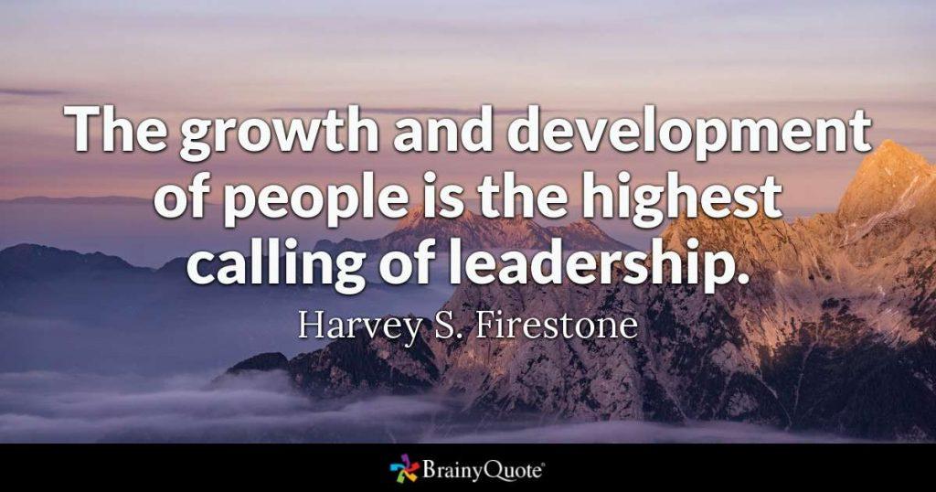 Harvey Firestone quote