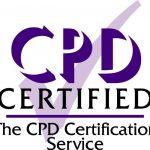 CPDcertified logo