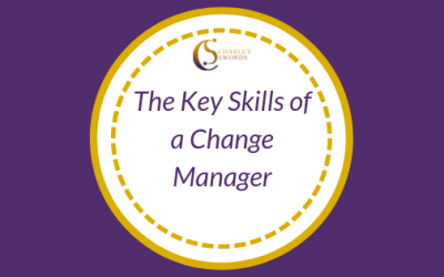 The Key Skills of a Change Manager